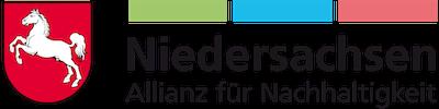 Logo Allianz Nachhaltigkeit Niedersachsen